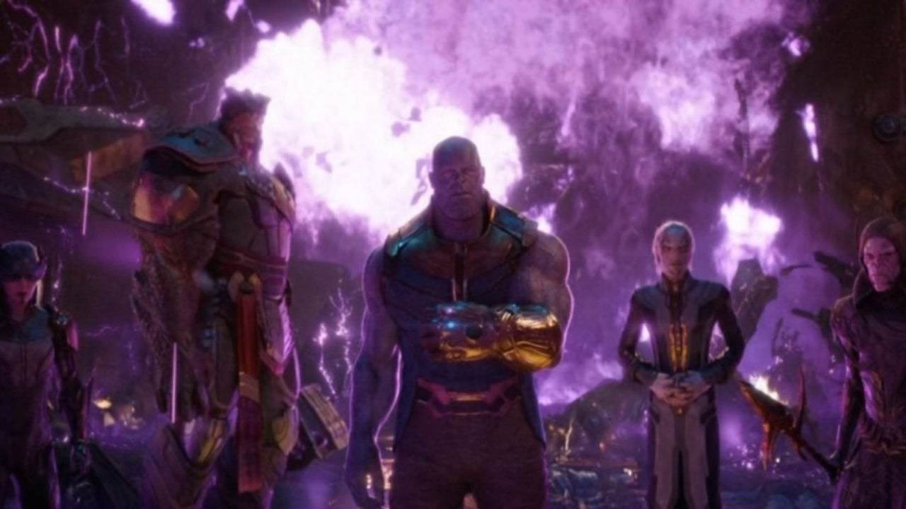 Avengers: Infinity War' Artist Reveals the One Infinity Stone That