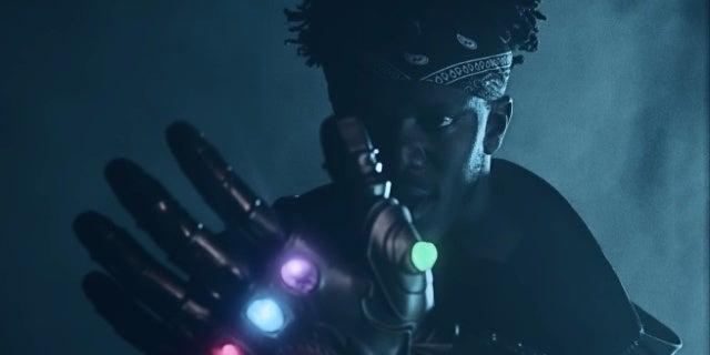 avengers infinity war thanos snap ksi logan paul