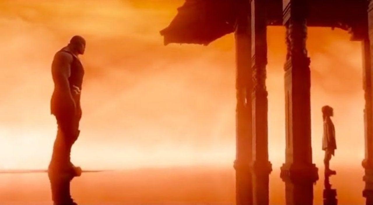 thanos soul stone scene ile ilgili görsel sonucu