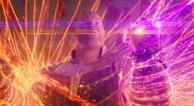Avengers Infinity War Thanos vs Doctor Strange Soul Stone Power