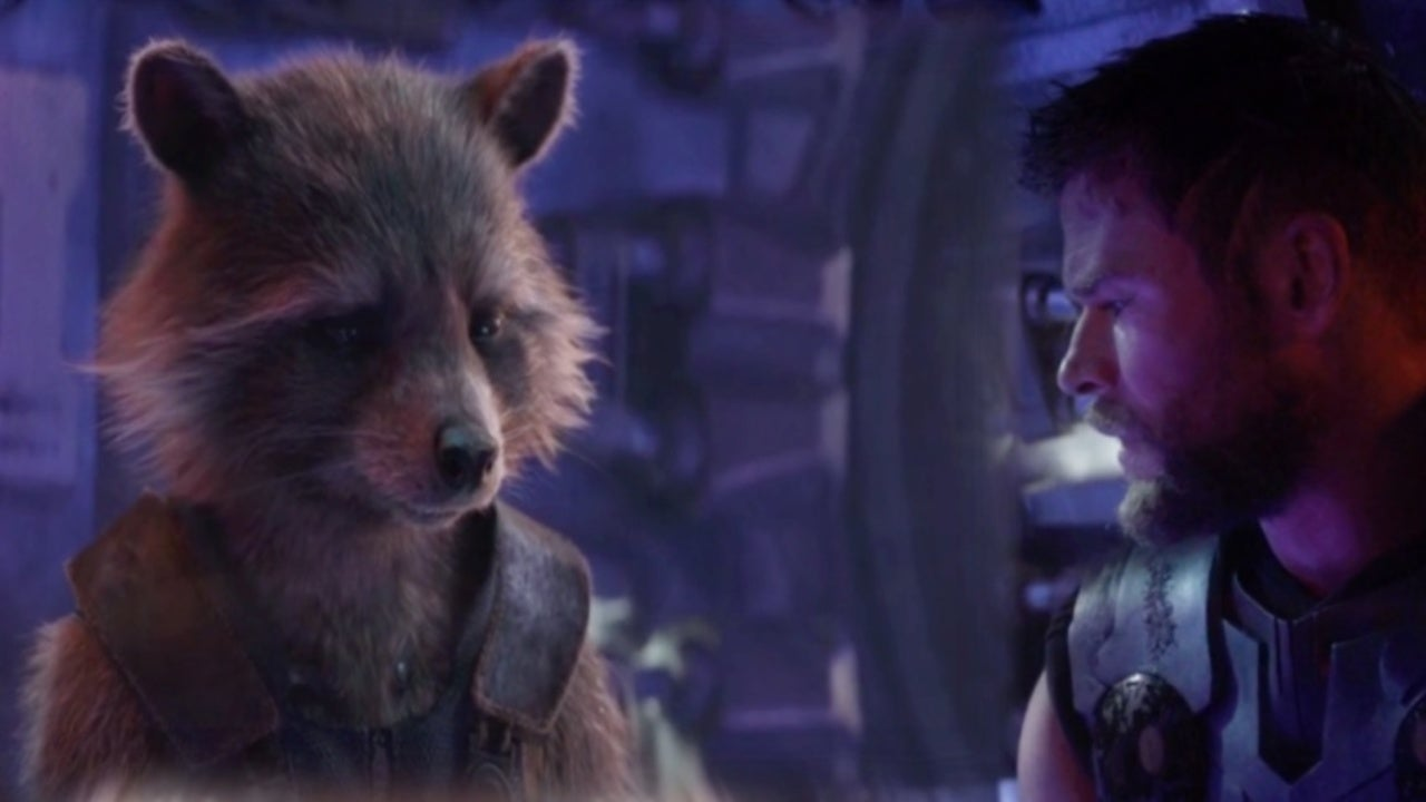Why Thor Was Teamed With Rocket Raccoon in 'Avengers