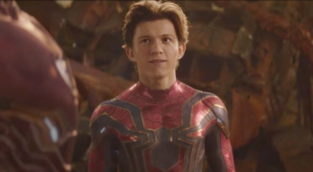 'Spider-Man' Star Tom Holland Does Amazing Real Life Stunt on First Try