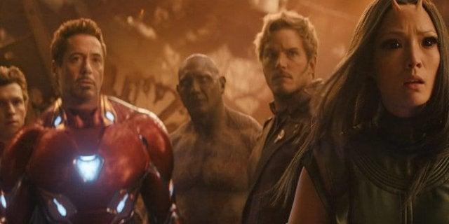 Avengers Inifnity War Grandmothers