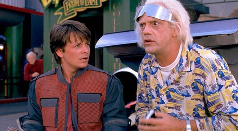 back to the future 4 rumors