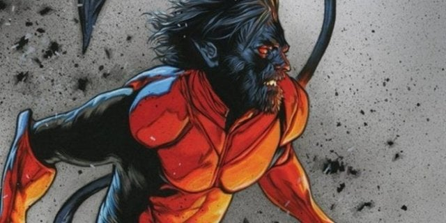 X-Men Fans Are Obsessed With Bearded Nightcrawler