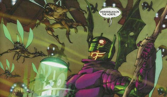 Best Fantastic Four Villains - Annihilus