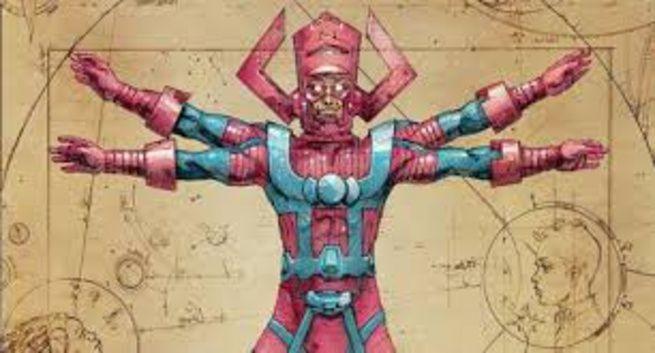 Best Fantastic Four Villains - Galactus