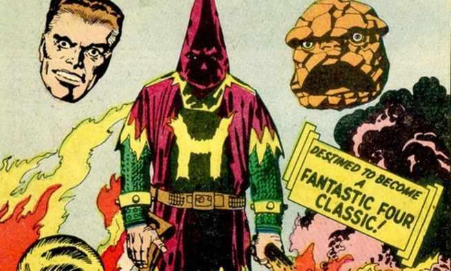Best Fantastic Four Villains - Hate-Monger