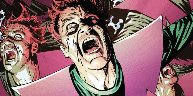 Best Fantastic Four Villains - Molecule Man
