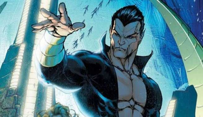 Best Fantastic Four Villains - Namor