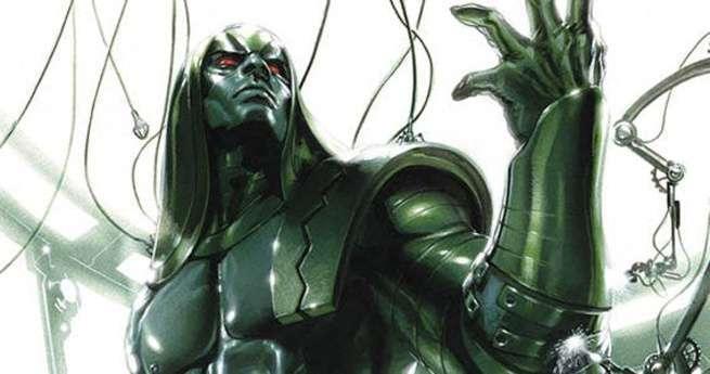 Best Fantastic Four Villains - Ronan the Accuser