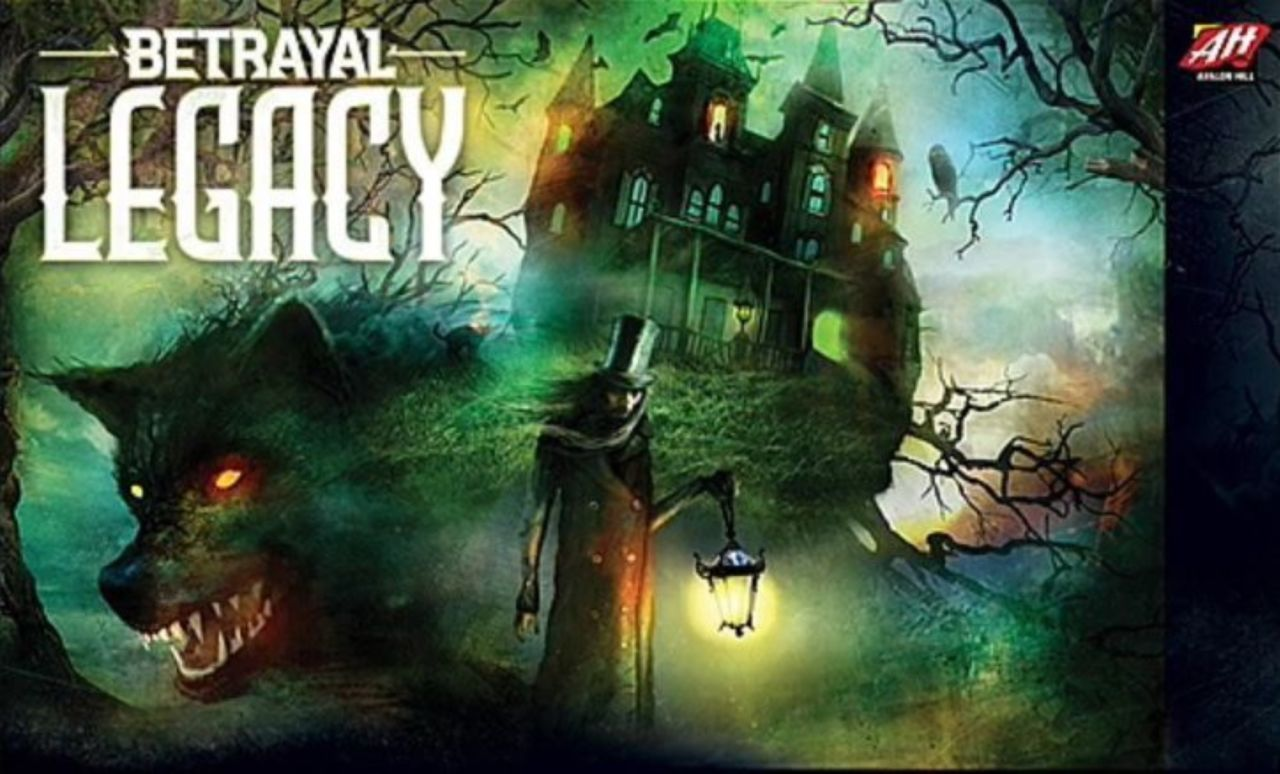 Legacy Version of 'Betrayal at House on the Hill' Will Be Released in November