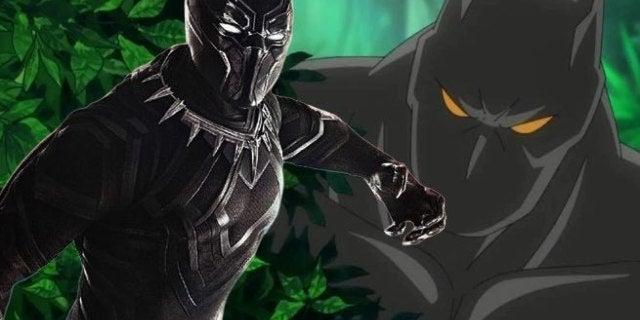 black panther anime