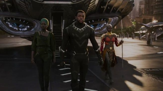 Black Panther The Oscars - Excellence