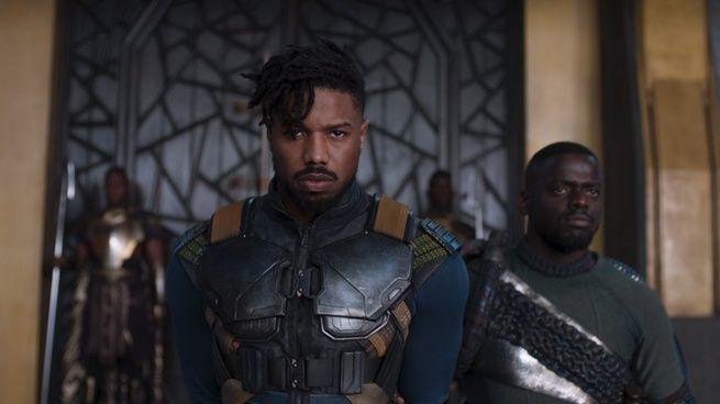 Black Panther The Oscars - Killmonger