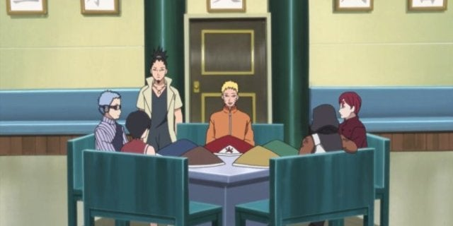 Boruto Episode 71 Kage Summit Onoki Return