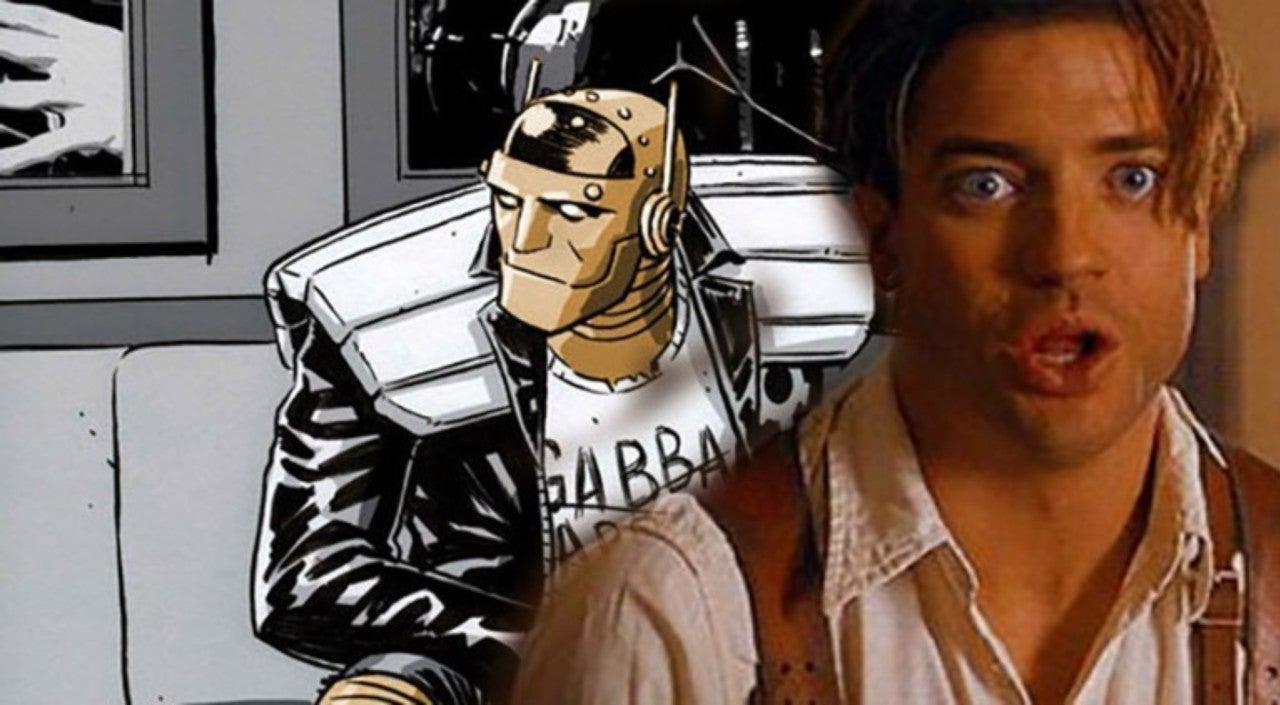 Dc Fans React To Brendan Fraser Joining Doom Patrol