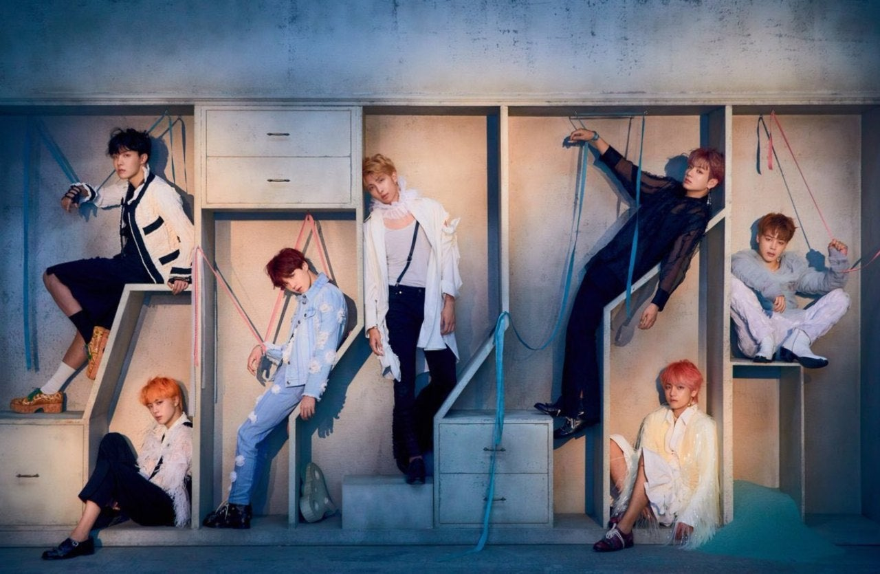 Image result for bts love yourself answer