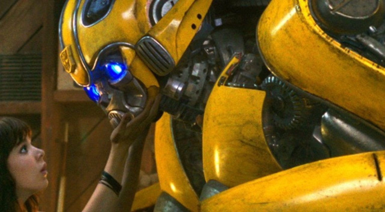 Transformers Spinoff Bumblebee Reveals New Image