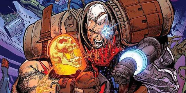 Cable Guardians of the Galaxy