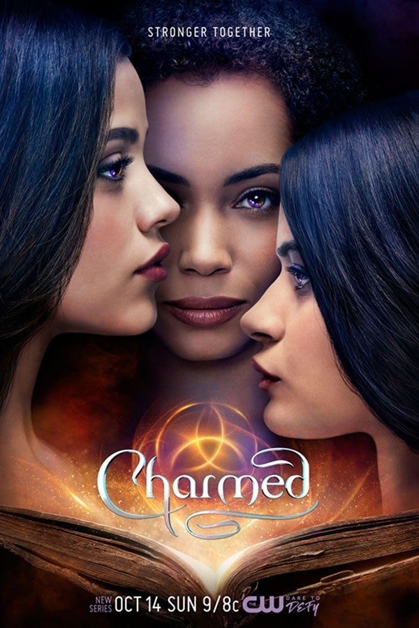 charmed stronger together poster