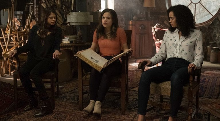 charmed the cw teasers