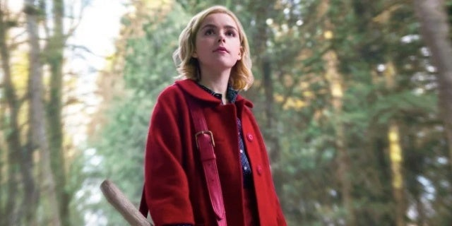 chilling adventures sabrina header