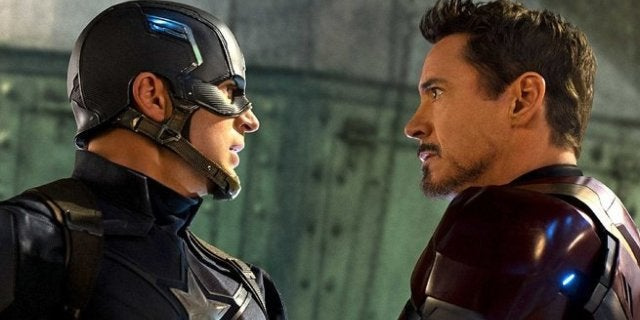 Chris Evans Responds Robert Downey Jr Captain America Meme