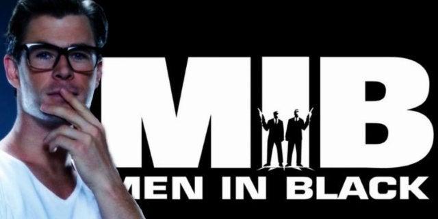 Chris Hemsworth Men in Black COMICBOOKCOM