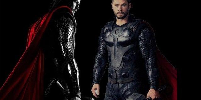 Chris Hemsworth Thor Facial Hair Memes MCU