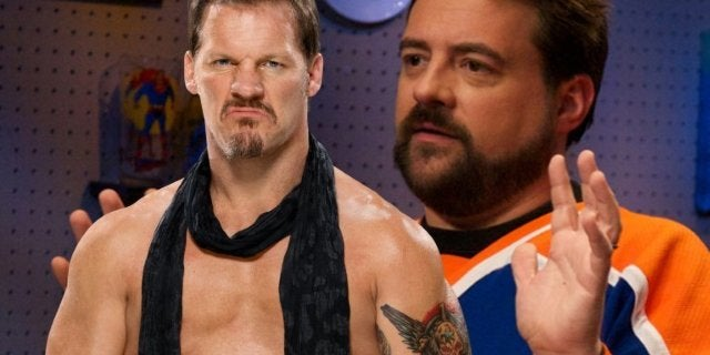 Chris Jericho Kevin Smith Movie Killroy Was Here