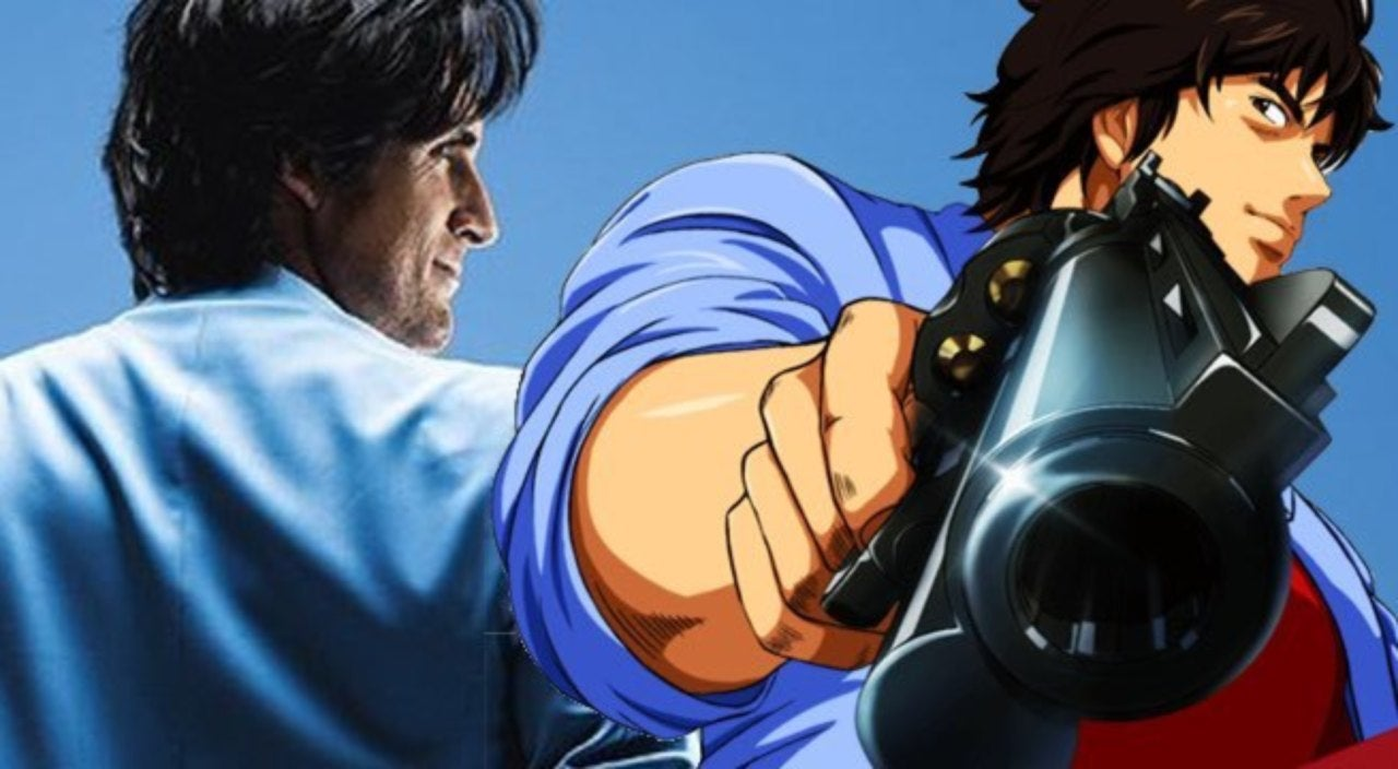 New City Hunter Live Action Film Reveals First Look