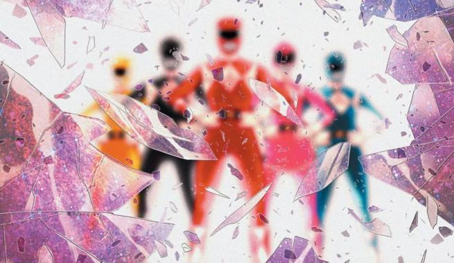 Comic Reviews 08_29 - Mighty Morphin Power Rangers Shattered Grid #1