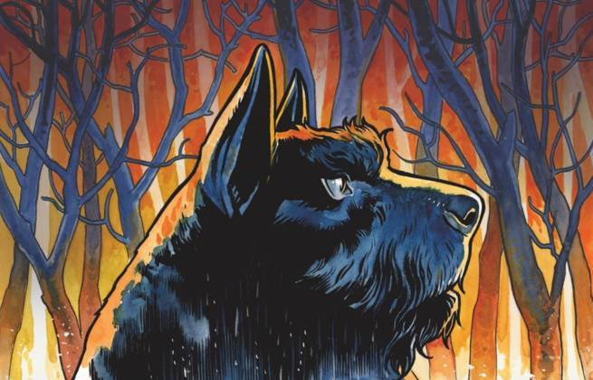 Comic Reviews - Beasts of Burden Wise Dogs and Eldritch Men