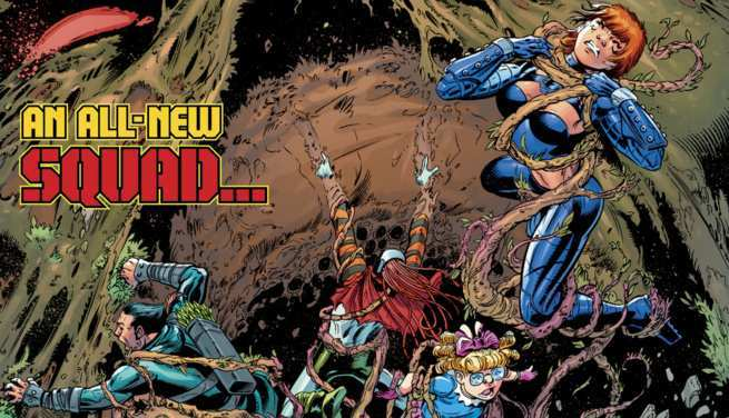 Comics Reviews - Suicide Squad Annual #1