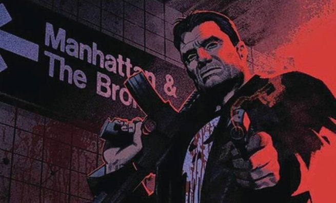 Comics Reviews - The Punisher #1