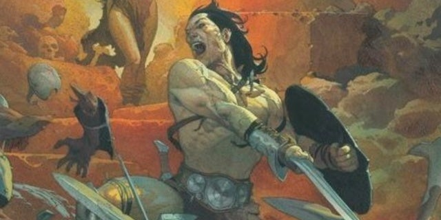 conan barbarian marvel
