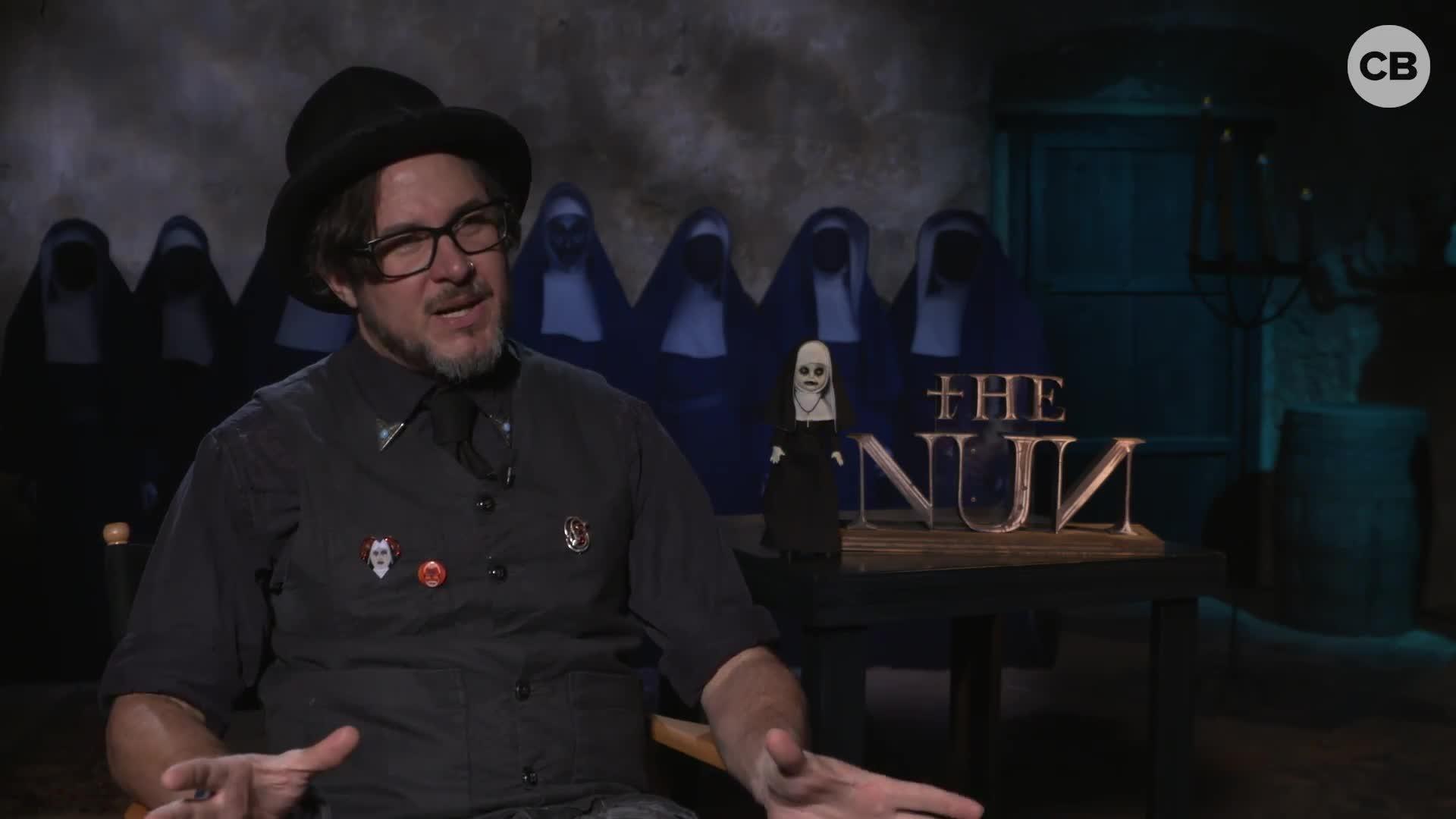 Corin Hardy Talks the Nun screen capture