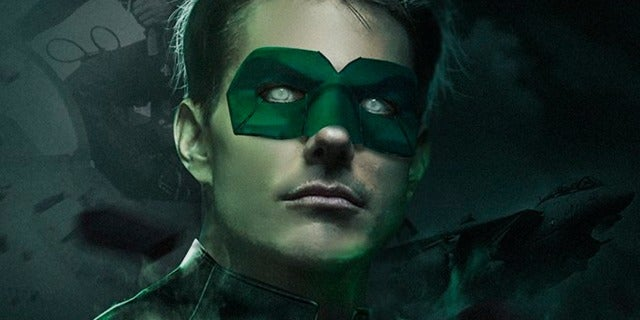 Could Tom Cruise be Hal Jordan in Green Lantern Corps? screen capture