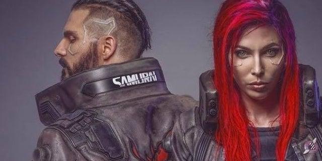 cyberpunk cosplay