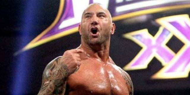 Dave Bautista Calls Out WWE for Screwing Up Hall of Fame Tweet