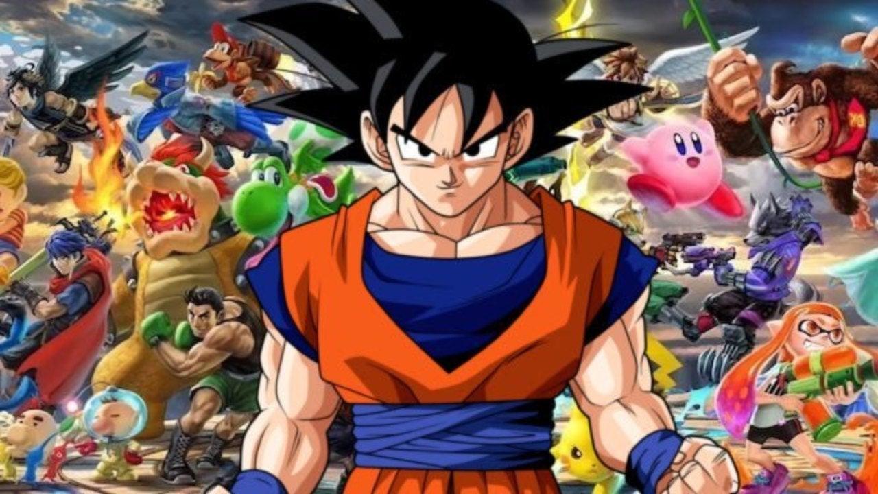 Goku Voice Actor Responds to 'Super Smash Bros. Ultimate' Rumors