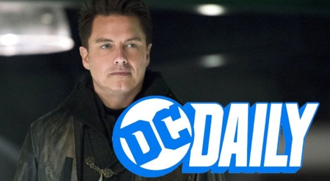 dc daily cohosts john barrowman