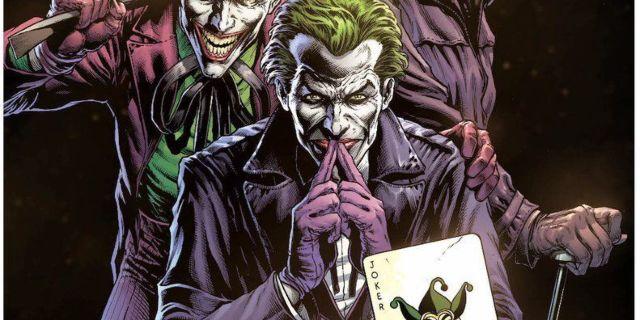 DC's THree Jokers Cover Art