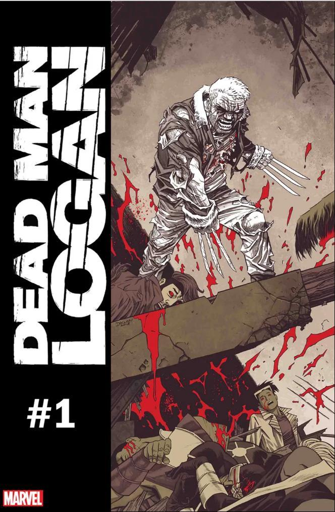 Dead Man Logan Cover