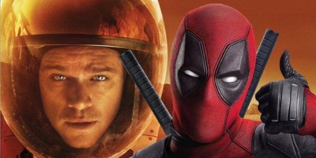 Deadpool 2 Matt Damon comicbookcom