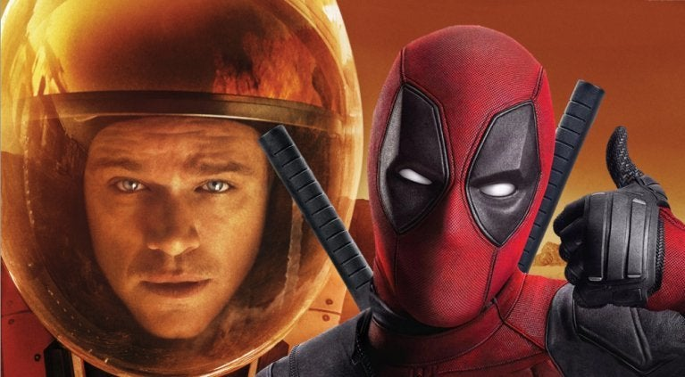 Deadpool 2 Matt Damon comicbookcom