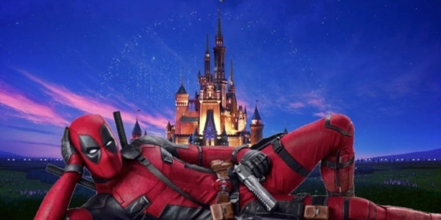 Deadpool Disney COMICBOOKCOM