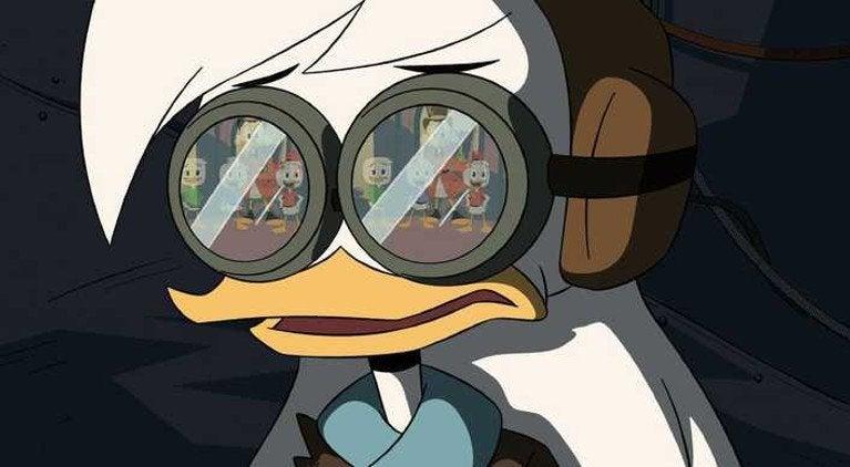 Della Duck Ducktales