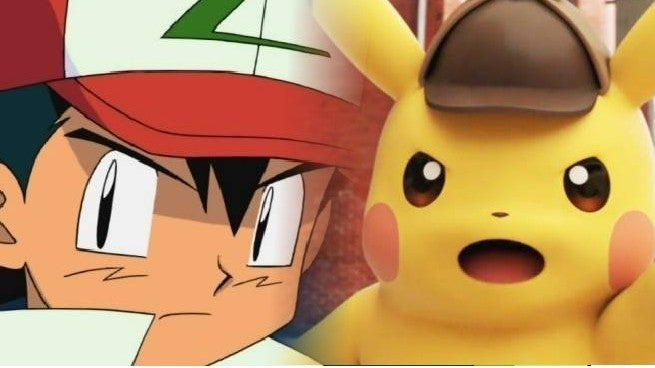 The Pokemon Companys First Live Action Film Is All About Detective Pikachu And Not Ash Ketchum Protagonist Throughout Animated Series